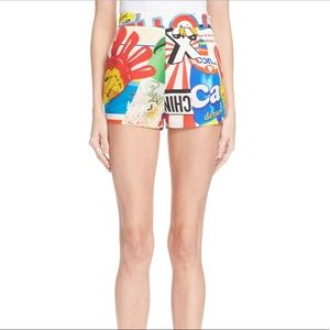 Powerpuff Girls Printed Shorts